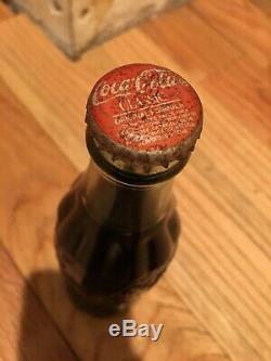 Coca Cola Bottle Unopened 1923 Rare Vintage Collectors Item