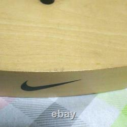 NIKE Store Design Swoosh Display Vintage Object Stand 90's Size 36x29x25cm Rare
