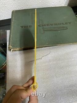 New Old Stock OK Used Cars Vintage Antenna Flag Rare