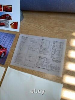 Nismo Skyline GTR R33 400R Brochure Catalogue Old Logo Rare Vintage RB26 R32 R34