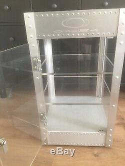 Oakley X Metal Cabinet Rare Vintage Sunglasses Shop Display Case