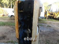 Old vintage Petrol Pump Gillanco rare barn find