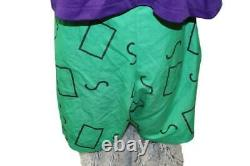 RARE! 90's Chuck E. Cheese Walkaround Costume Mascot Vintage Shirt, Gloves, Legs