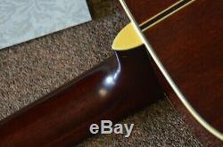 RARE Alvarez Kazuo Yairi Vintage 9 String Acoustic Guitar DY58 80's Japan withOHSC
