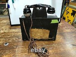 RARE Vintage LITE-O-PHONE 1939 CIGAR LIGHTER Counter Top Display ADVERTISING OLD