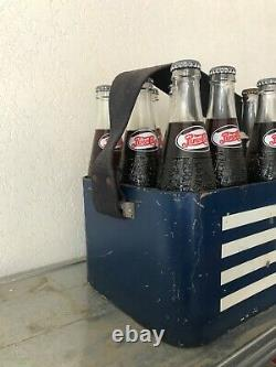 Rare Pepsi Cola Vintage Stadium Carrier Case