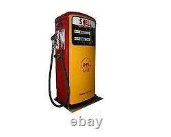 Rare Restored Vintage 1960s Shell Petrol Pump 244764
