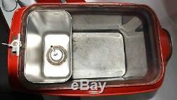 Rare VINTAGE COCA COLA COKE OUTBOARD Boat MOTOR SODA FOUNTAIN DINER DISPENSER