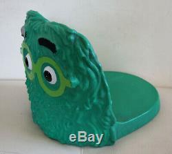 Rare VTG McDonald's Restaurant Store Playland Chair Seat FRY GUY Monster Face