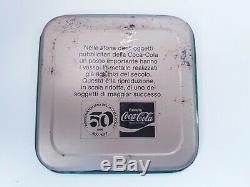 Rare Vintage 1927 Coca Cola Antique Advertising Metal