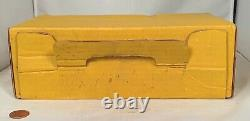 Rare Vintage 1950s To 1960s Planters Mr Peanut & Children Cardboard Lunch Box