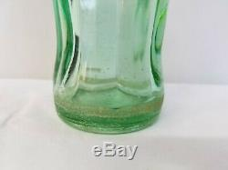 Rare Vintage Antique Coca Cola Trademark 6.5 Fl Ounce Glass Bottle Early 1900