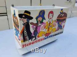 Rare Vintage McDonald`s McDonaldland Cookies Holder Display Early 1970s