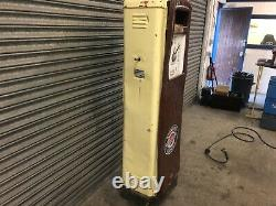 Rare vintage petrol pump. Barn Find Collectible Made By GILBARCO