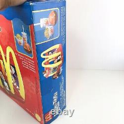 VINTAGE McDonald's Drive Thru Play Time Inflatable 2002 IN BOX Fast Food- RARE