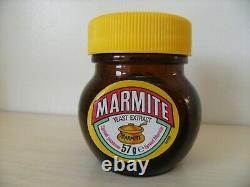 Vintage 1980's Marmite Baby's First Jar Empty Jar With Box 57g Rare