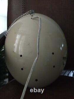 Vintage AC Spark Plug Flip Number Clock RARE Clock