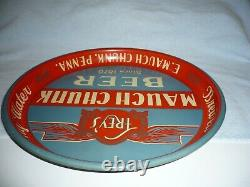 Vintage Freys Mauch Chunk Beer Tray PA Rare advertising collectable very nice