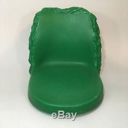 Vintage McDonalds FRY GUY Playland seat Rare & Authentic Restaurant Chair