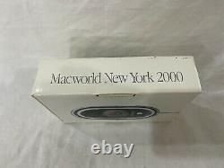 Vintage New In Box Apple Pro Mouse Macworld New York 2000 NIB Rare