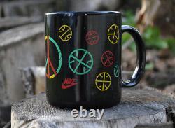 Vintage RARE 90s Nike Air Jordan Spike Lee Urban Jungle Gym Promo Coffee Mug