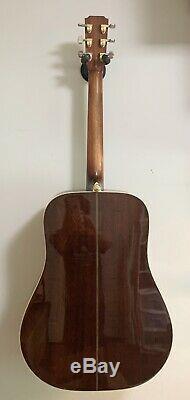 Vintage Rare Handmade Signed Alvarez Yairi DY85A Guitar With Martin Pickup