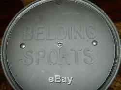 Vintage Tommy Hilfiger Belding Sports Golf Bag Advertising Very Rare