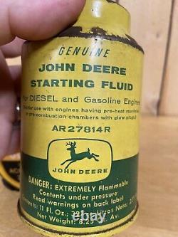 Vintage john deere oil can Rare Wow Look