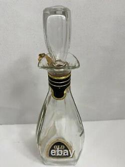 Vtg 1956 Old Grand Dad Bourbon Decanter I Dream Of Jeannie Bottle Stopper Rare